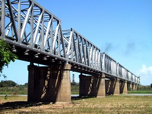 Burdekin Bridge at Home Hill