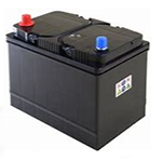 Lead acid battery sample image