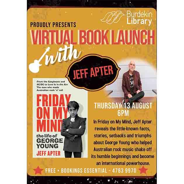 Jeff Apter Book Launch